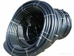 ПЭ трубы для водоснабжения PN6-16, д. 20-400