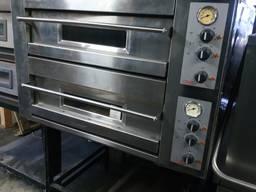 Печь для пиццы бу пицца печь OEM DB12. 35-S б/у с подставкой