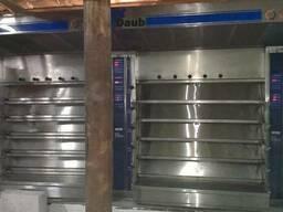 Печ хлебопекарская термомасляная DAUB 15m2