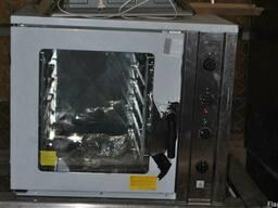 Печь конвекционная с паром Smeg Alfa201XM (новая)