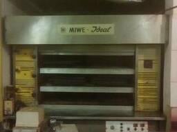 Печь MIWE Ideal