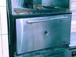 Печь на древесных углях Steel Max ЗМC-900 (аналог Josper) дл