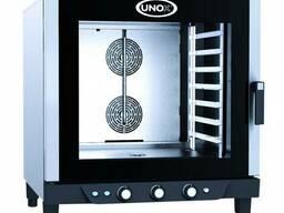 Печь паро-конвекционная Unox XV593 ChefLux с пароувлажнением