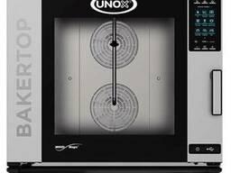 Печь пароконвекционная Unox XEBC06EUGPR (линия PLUS)