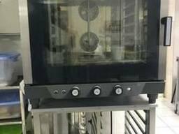 Печь пароконвекционная Unox XV 593 c подставкой в комплекте