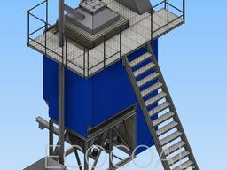 Печь пиролизная углевыжигательная Ecocoal-1