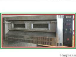 Печь подовая для пиццы газовая Zanussi G9/33S Б/У