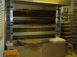 Печь подовая электрическая WW 150