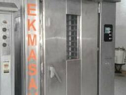 Ротационная печка Ekmasan (Турция)