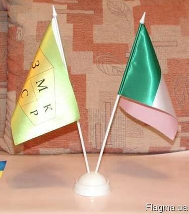 Печать флагов и флажков в Днепре