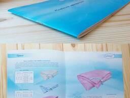 Печать каталогов, журналов, брошюр.