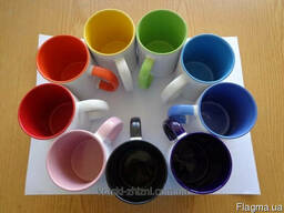 Печать на чашках в Харькове