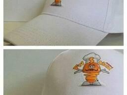 Печать на футболках, худи, кепках