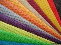 Печать по спанбонду, двунитке, льну и прочему текстилю