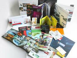 Печать визиток, флаеров, плакатов, листовок в Севастополе