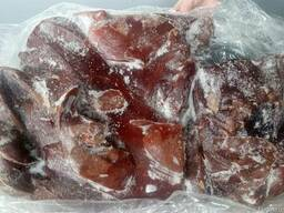 Печень говяжья свежемороженная