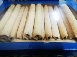 Печенье, батончики ( по типу бам бук), подушечки с начинкой