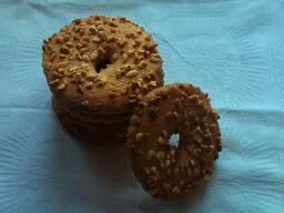 Печенье Ореховое кольцо