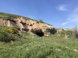 Печера, стара гіпсова штольня, соляна шахта, скелі, родовища та краєвиди Лиманщини.