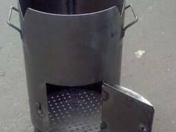 Печка для казана (буржуйка) Киев