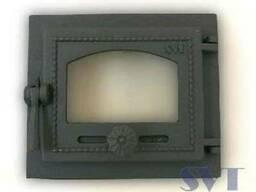 Печная дверца для плиты или каменки SVT 470