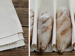 Пекарская ткань полотенце куши 89*66 для расстойки багетов, чиабатты, хлеба