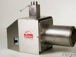 Пелетний пальник Pellas X 70 kWt
