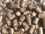 Пеллеты из лузги подсолничника - фото 1