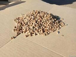 Пеллета древесная 6мм Какао - 3875грн