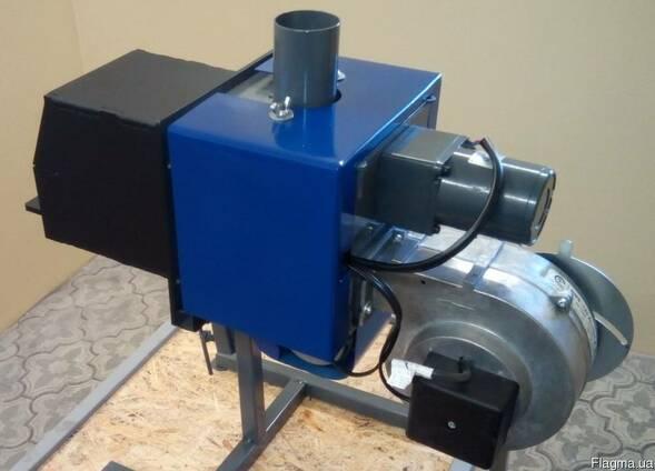 Пеллетная горелка Автотрон МАХ 25 кВт