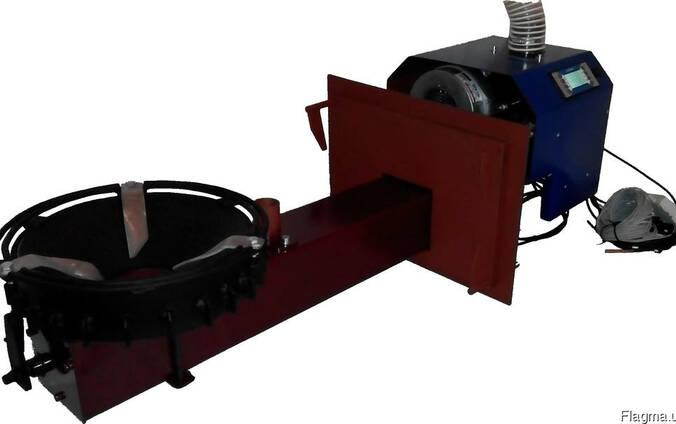 Пеллетная горелка CREDO 06VD 70-125 кВт