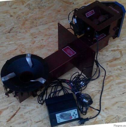 Пеллетная горелка CREDO 07VD 20-60 кВт