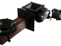 Пеллетная горелка CREDO 08VD 125 кВт