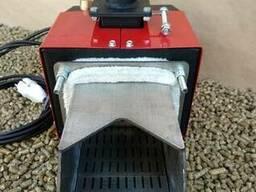 Автоматическая факельная пеллетная горелка 70 кВт Altair