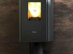 Пеллетный камин с воздушным отоплением Vision HR