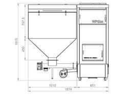 Пеллетный котел WPEco-40