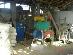 Пеллетный завод (Производство пеллет) по запчастям