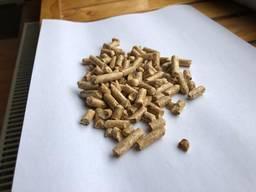 Пеллеты 6 мм сосна/смерека (зольность 0,3%)