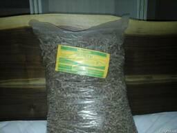 Пеллеты древесные удобная фасовка 15 кг