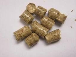 Пеллеты(гранулы) с соломы и агропеллеты. - photo 3