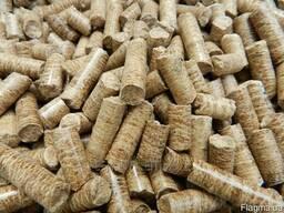 Пеллеты из древисины, от производителя.