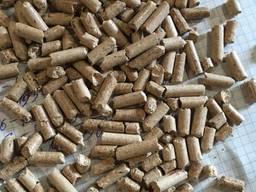 Пеллеты из сосны для сжигания / Биг-Бег 1т