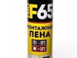 Пена монтажная профессиональная BeLife 850мл (выход 65л) ОПТ