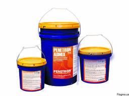 Пенетрон Адмикс - Гидроизоляционная добавка в бетон.