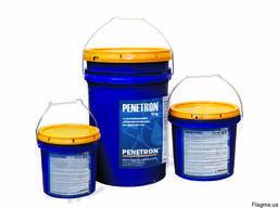 Пенетрон - проникающая гидроизоляция бетона.