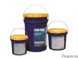 Пенетрон - проникающая гидроизоляция для бетона