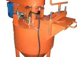 Пенобетонная установка на 200 литров рабочего объема