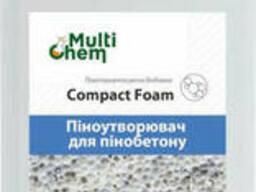 Пенообразователь для пенобетона Compact Foam 1 л