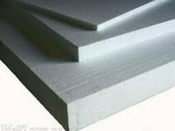 Пенопласт 25 плотности 50 мм 100 см х 100 см
