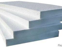 Пенопласт ПСБ-С-25 1000х500х50 мм (облегченный)(12шт/упаков)